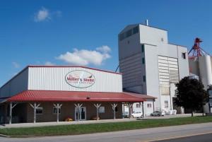 Jones Organic and Non-GMO facility in Heidelburg.